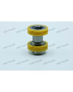TOOTHED BELT PULLEY COMPL. (OLD 255338)