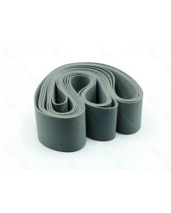 SET OF BELTS (4) (2 X 62 3 4   IN)