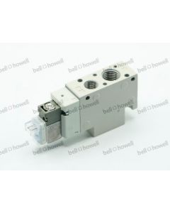 VALVE-CONTROL 3 WAY-24V DC- PILOT ASSIS
