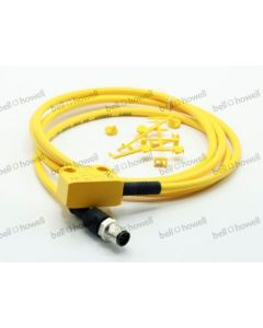 SW-SAFETY, CODED, 0.25M CABLE, M12
